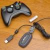 【Microsoft オリジナル XBOX 360 ワイヤレス ゲーム アダプター OEM】その1 付属品とかの紹介
