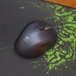 『LOGICOOL ワイヤレスマウス マラソンマウス M705r』 その1 選んだ理由と電池の持ち