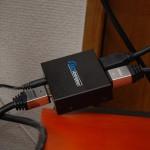 HDCP解除 【KanaaN】 1入力2出力 対応HDMI 分配器 スプリッター Y-アダプタ 1080p FullHD1.3b 2-port/ 1 to 2、1X2 HDMI Splitter その2